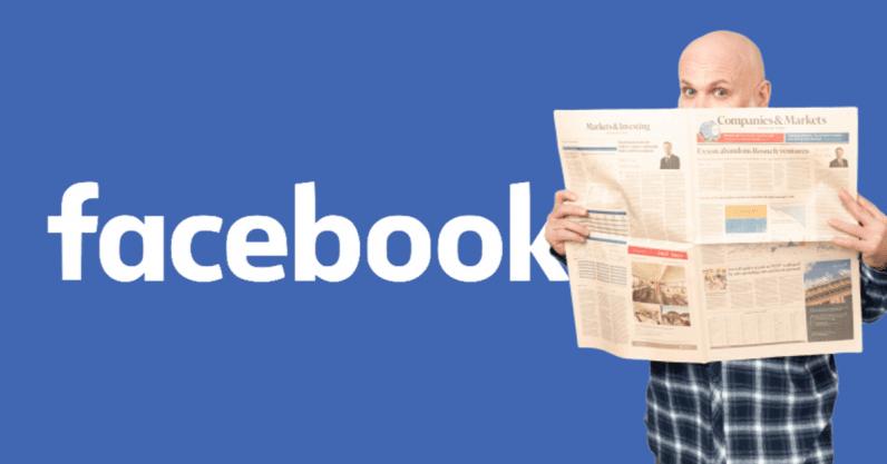Facebook Menggandeng Media Kredibel dalam Rilis Fitur News